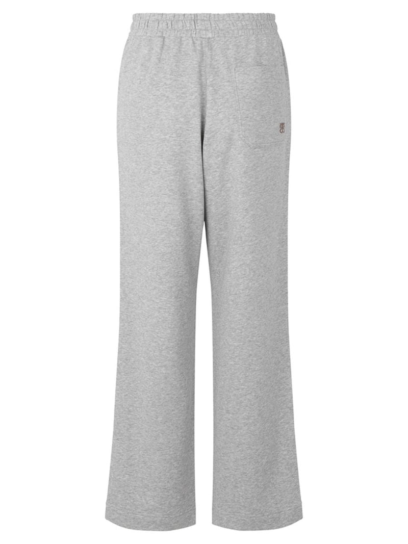 Second Femalen OSAKA sweat pants värissä grey melange
