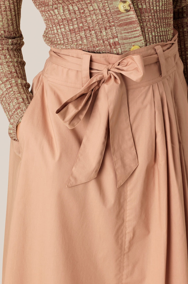 PHOEBE wrap skirt