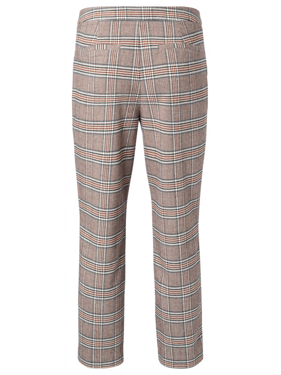 TROUSERS With Checks