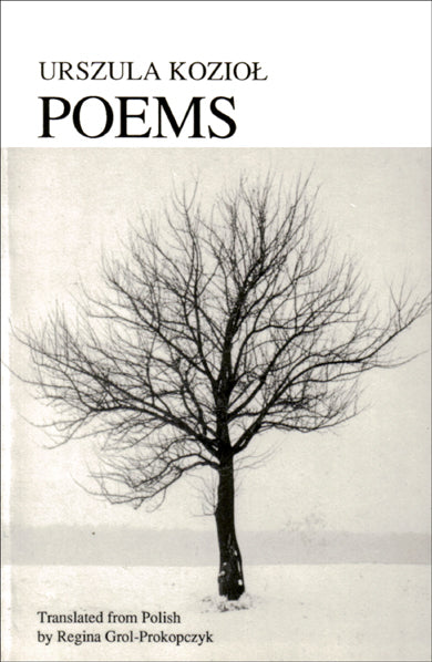 Poems by Urszula Kozial
