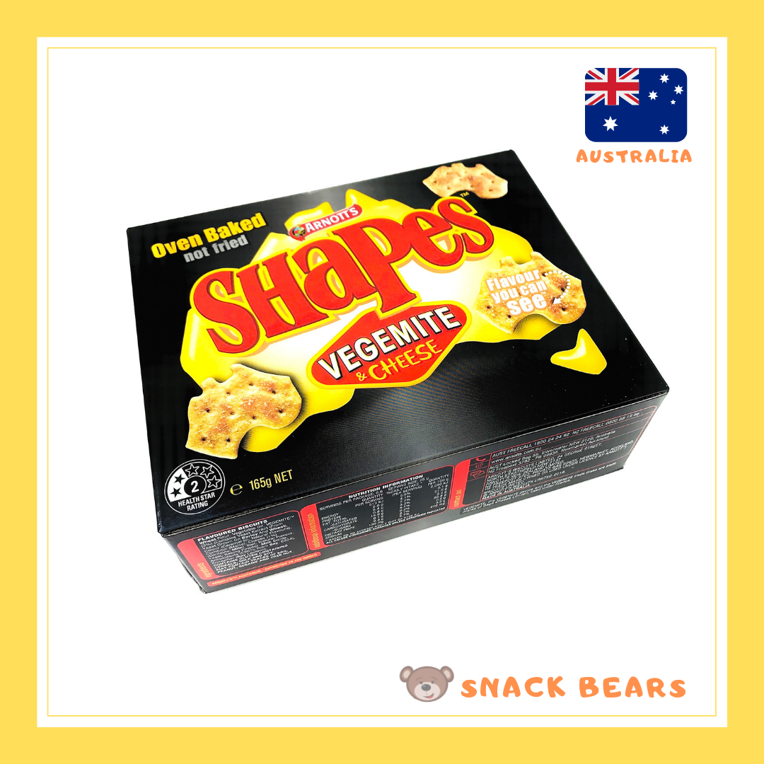 13 Most Popular Snacks in Australia and New Zealand 2019