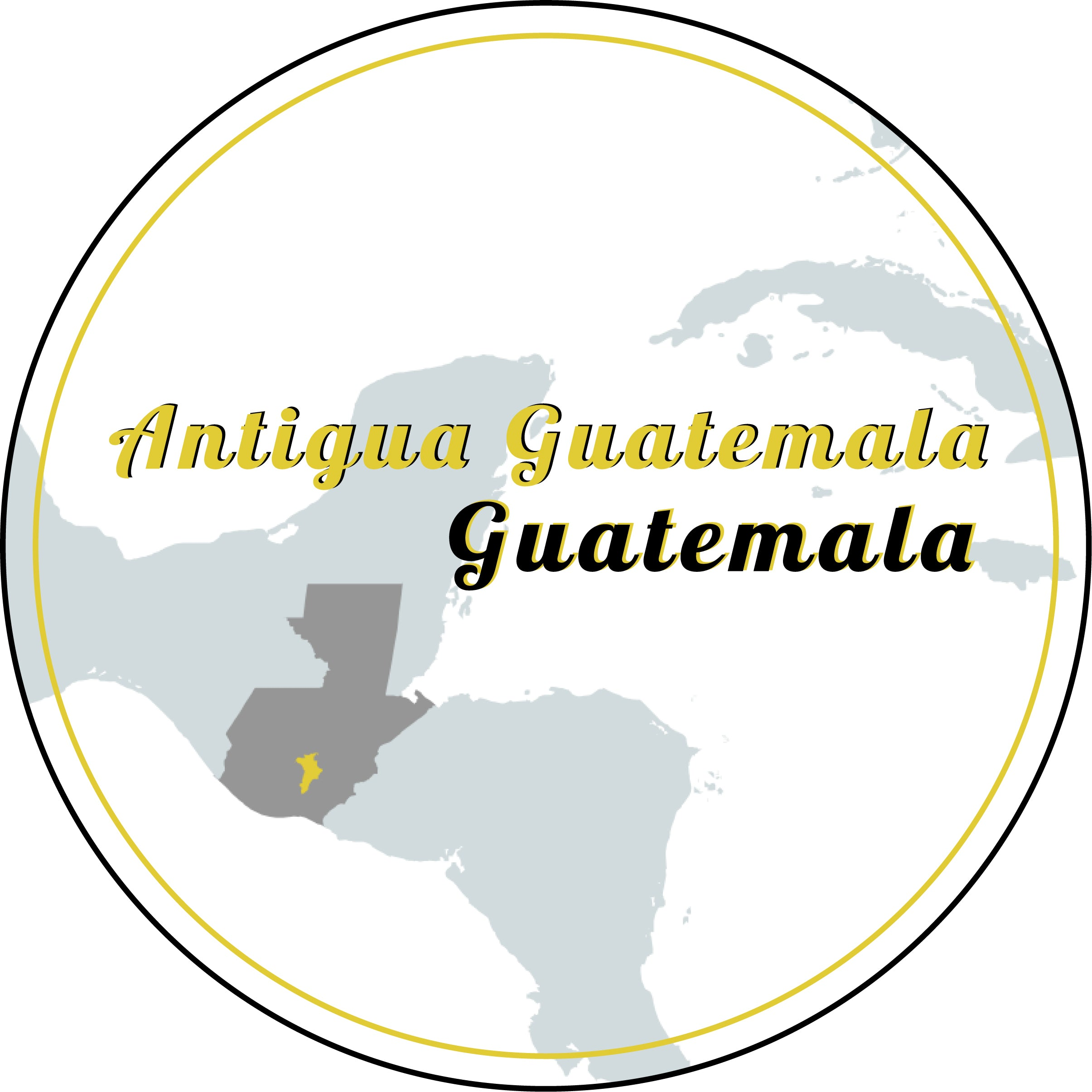 Goldilocks varietal map: Antigua Guatemala, Guatemala