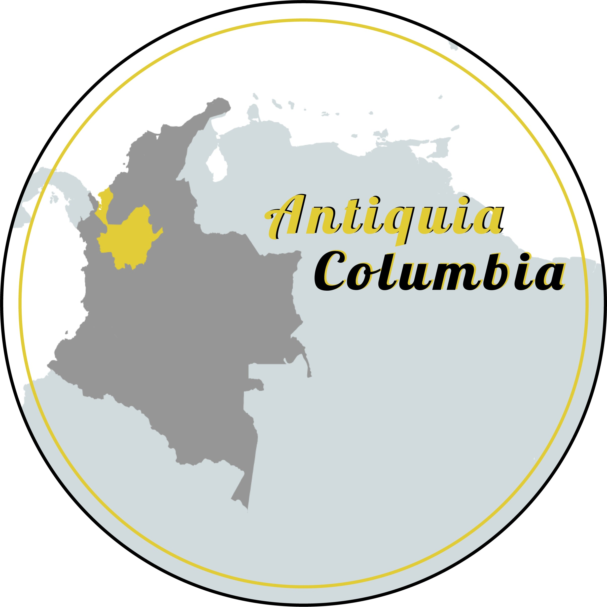 Goldilocks varietal map: Antiquia, Columbian