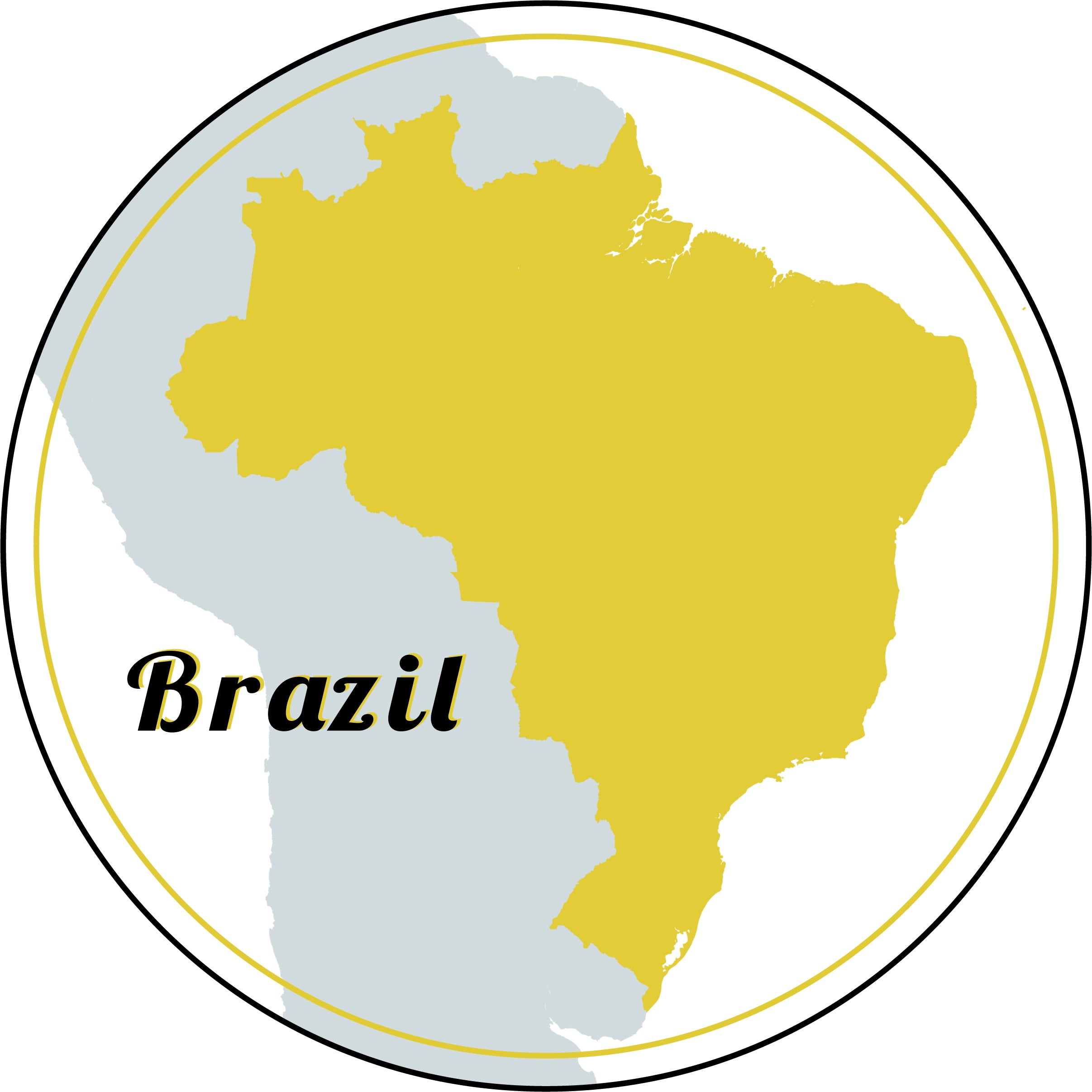 Goldilocks varietal map: Brazil