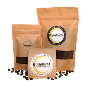 Goldilocks Whole Bean: Brazilian Roast