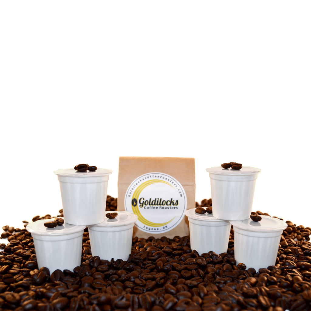 Goldilocks House Blend K Cups