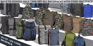 Back To School Backpacks Sale
