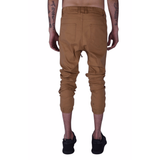 Rich V3 Twill Joggers (Wheat)