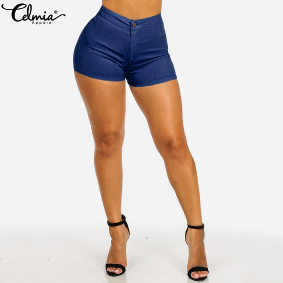 Denim Shorts Skinny Package