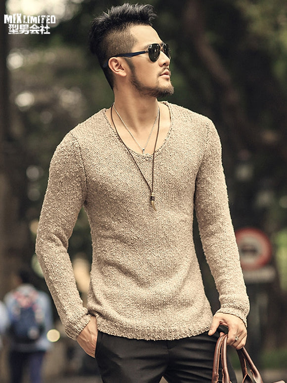Casual Sweater Knitwear High Quality
