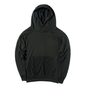Plain Fleece Oversized Hoodie