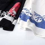 Casual Cotton Top Tees Male