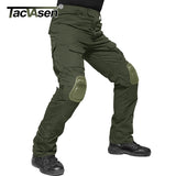 Military Pants With Knee Pads Men's Tactical