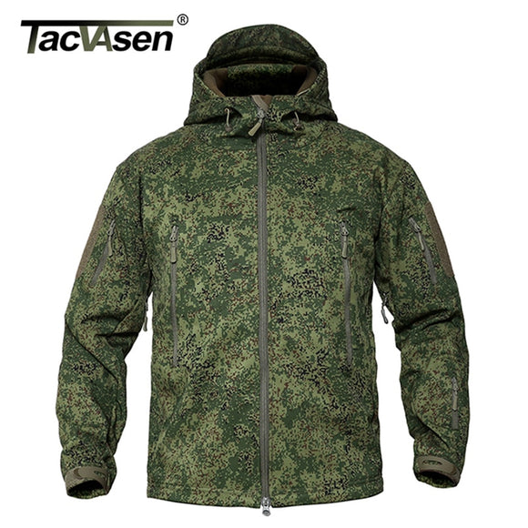 Camouflage Military Tactical Jacket