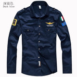 2018 Men's Spring Aeronautica Militare AirForce One Shirt