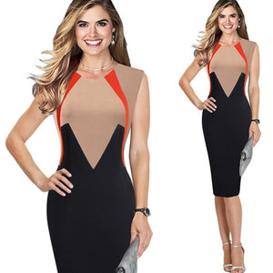 Business Party Sheath Dress