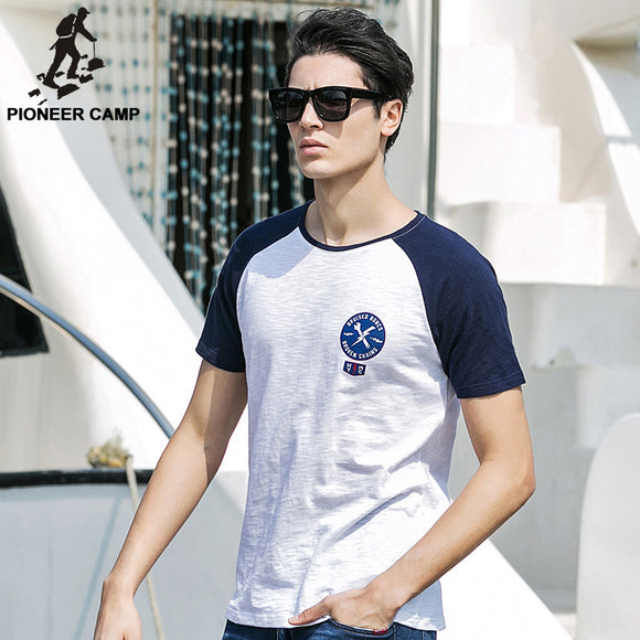 male top quality short sleeve casual tshirt
