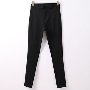 Strech Womens Colored Skinny Jeans