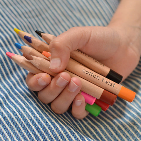 Our Jumbo Watercolour Pencils