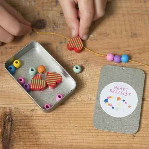 NEW: Beading Kits in Mini Gift Tins