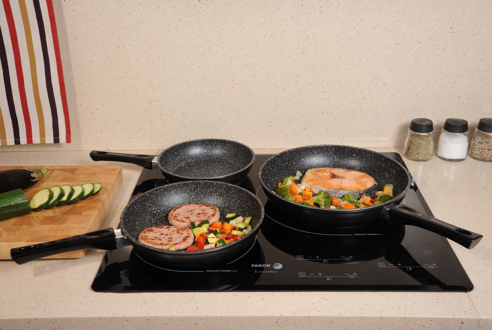 Stonewell | 4-Piece nonstick cookware set