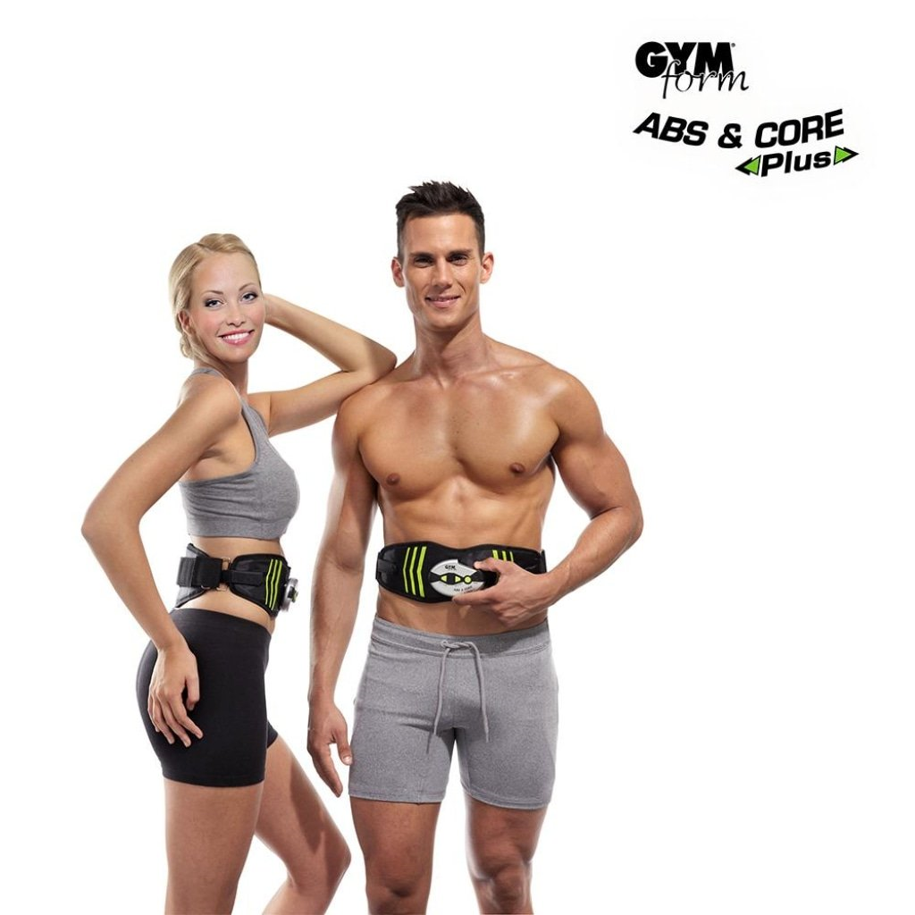Gymform Abs & Core | Electric muscle stimulator