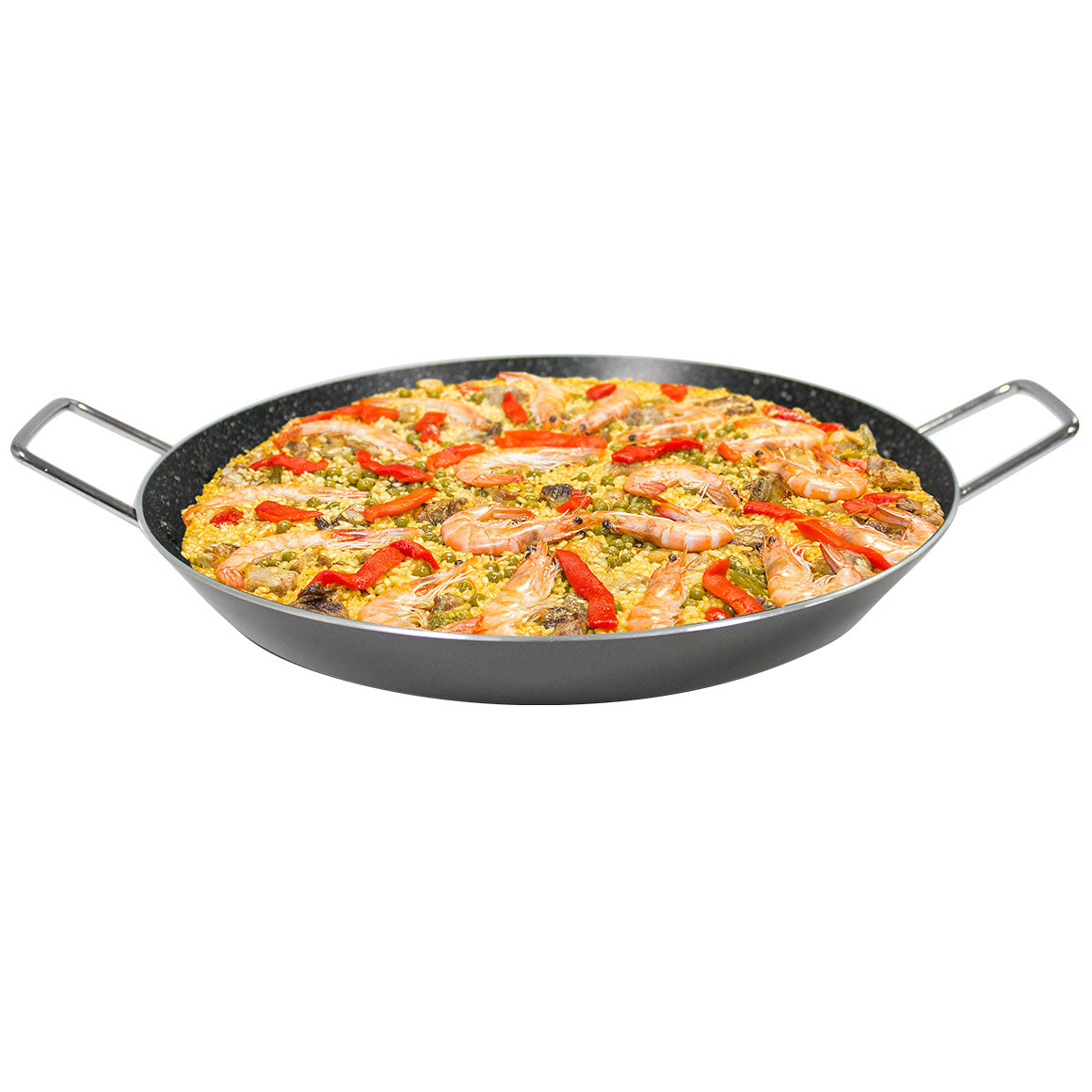 Stone particle paella pan to maintain flavour | Best paella's in your home | 26 cm