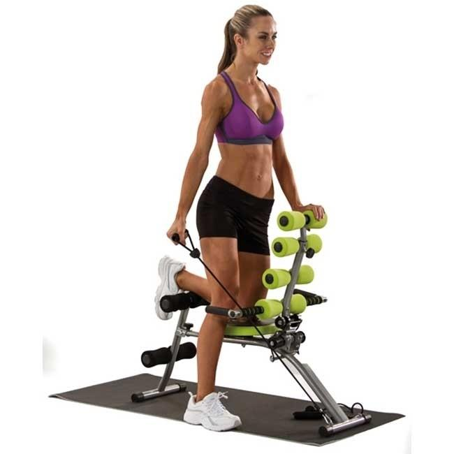 Ab Celerate - 6-in-1 fitness machine