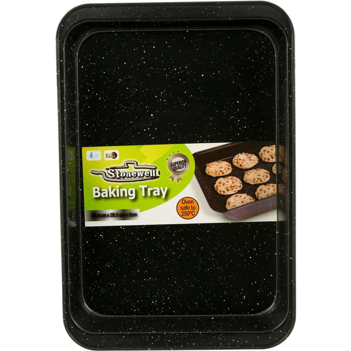 Stonewell Baking Tray | Perfect for all your baking needs | Non stick