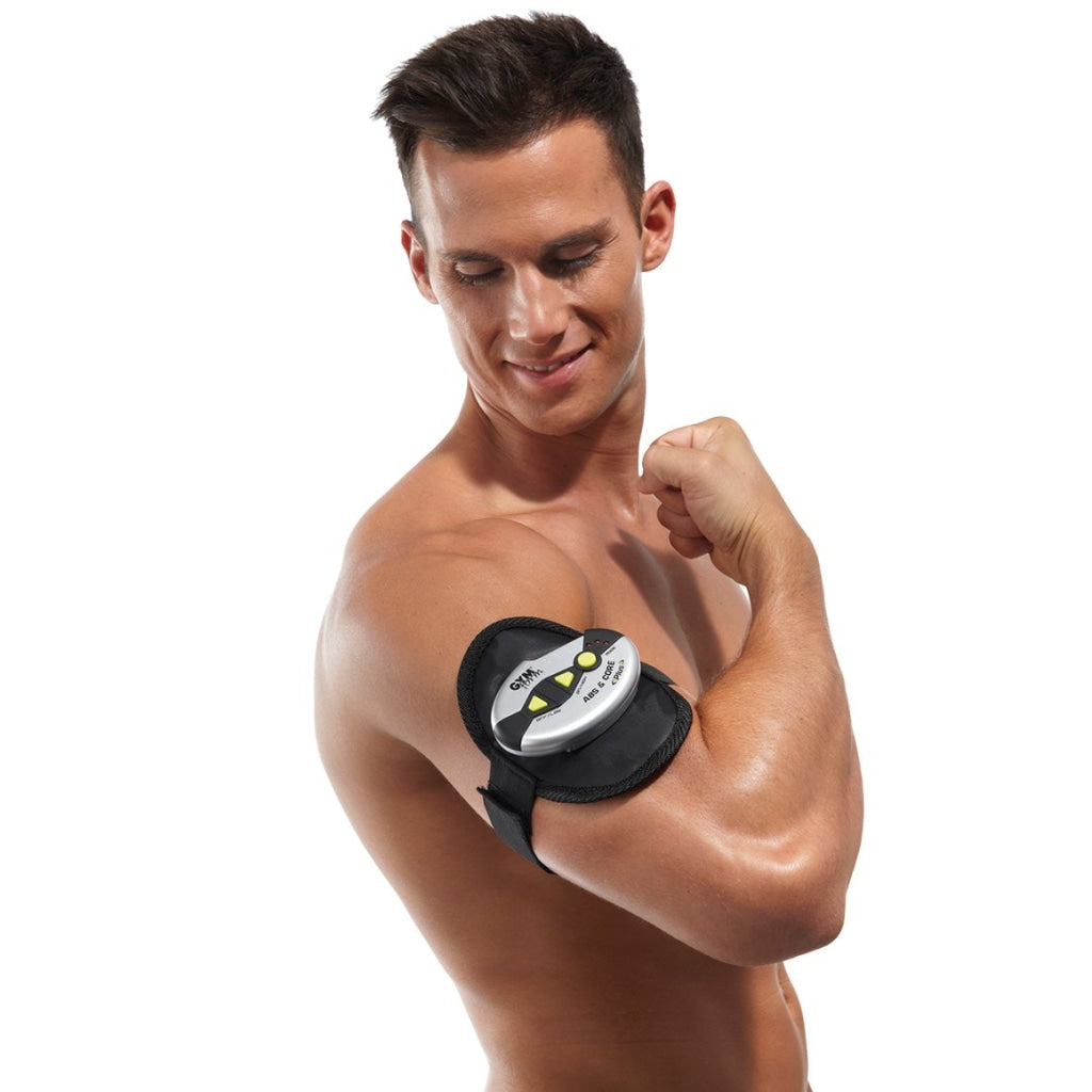 Gymform Abs & Core Plus | Ab Stimulator Belt Get In Shape Quickly And Easy