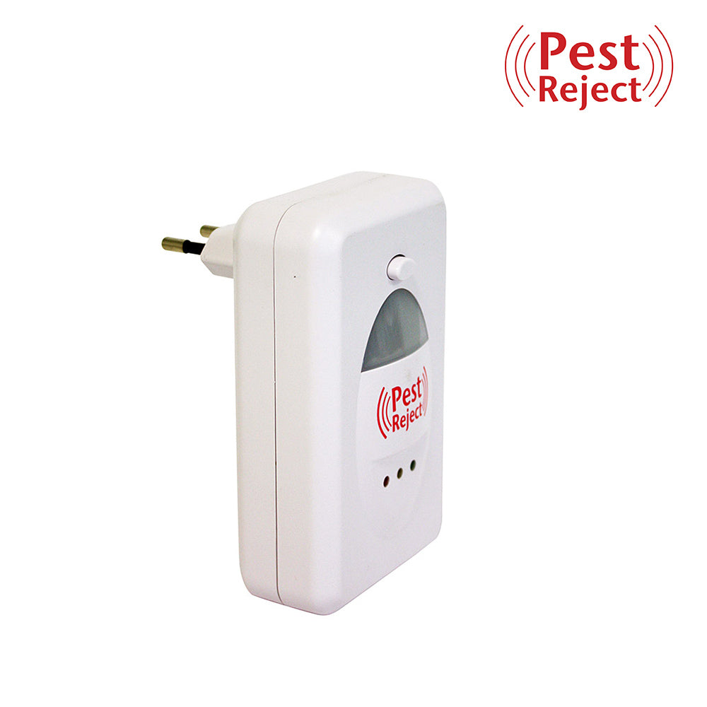 Pest Reject | Ultrasonic Pest Repeller | For a safer and healthier home