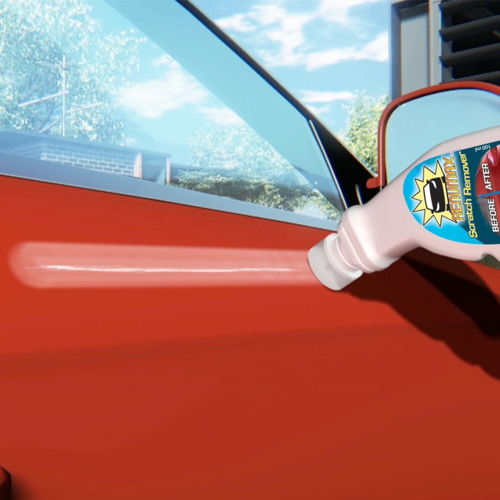 Renumax | Car Scratch Remover The Easiest And Cheapest Way To Remove Scratches From Your Car
