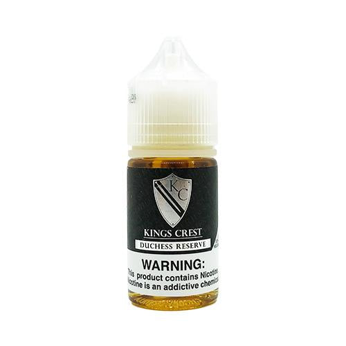 DUCHESS RESERVE DE KINGS CREST SALTS 30mL | SAL DE NICOTINA-CIGARRO ELECTRÓNICO-KINGS CREST-Vapos Mexico
