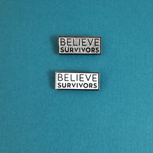 Load image into Gallery viewer, Believe Survivors Pin