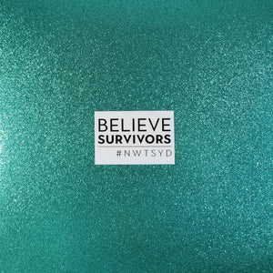 Believe Survivors Sticker