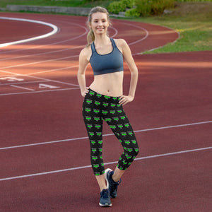 P. E. O. Capri Leggings