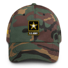 Load image into Gallery viewer, P. E. O. Army Cap