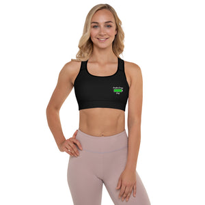 P. E. O. Padded Sports Bra