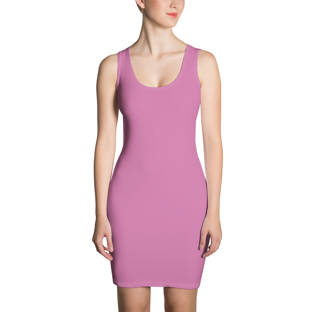 PEO Mixy Dress (Pink)