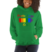 Load image into Gallery viewer, P. E. O. Rainbow Unisex Hoodie
