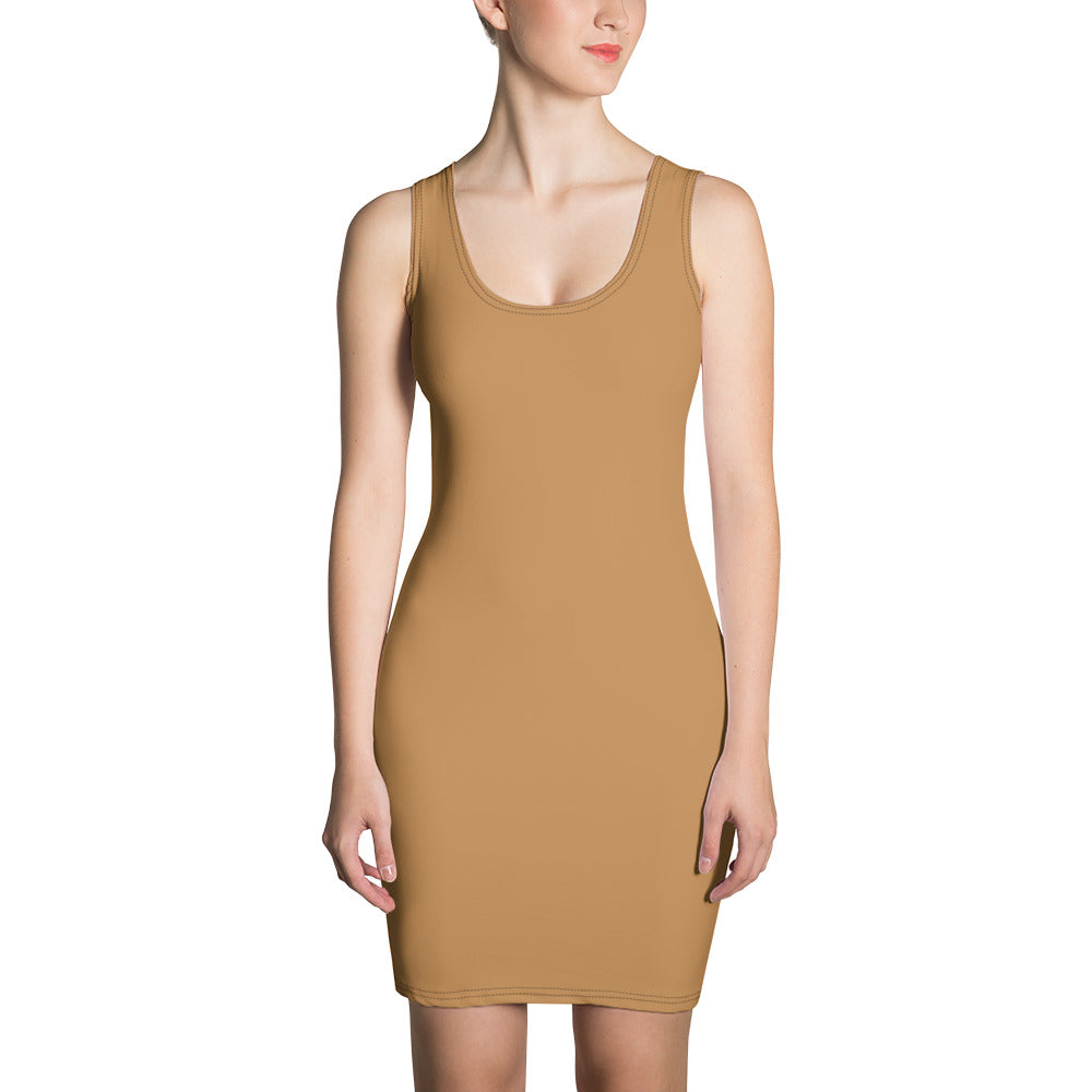 PEO Mixy Dress (Nude)
