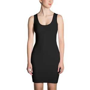 PEO Mixy Dress (Black)