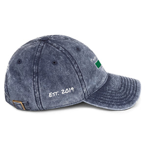Eugene Hats(unstructured cap)