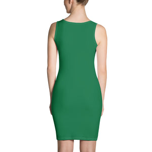 PEO Mixy Dress (Evergreen)