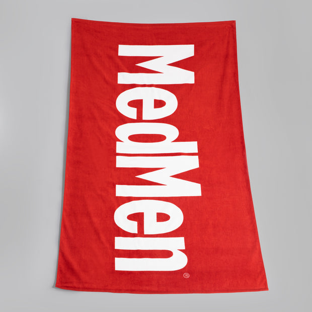 MedMen Oversized Beach Towel