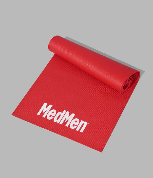 MedMen Red Yoga Mat