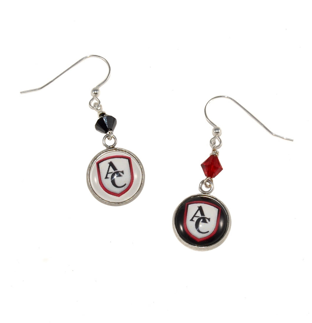 Archbishop Curley Charm Earrings