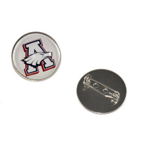 Allen Eagles Brooch Pin