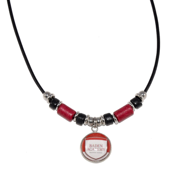 Baden Academy Leather Cord Necklace