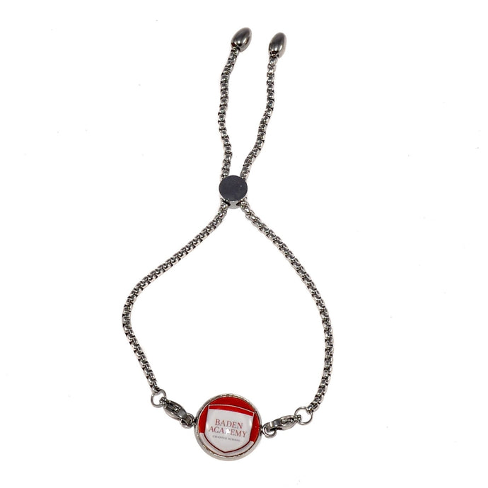 Baden Academy Adjustable Slider Bracelet